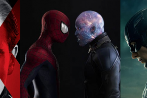 Marvel dreht dieses Jahr auf: Spider-Man 2, Captain America 2 und X-Men – Days of Future Past, Guardians of the Galaxy