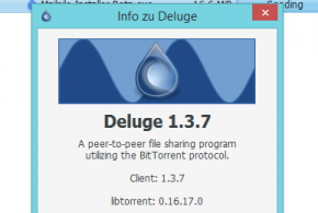Torrent-Downloader: Deluge als flinke uTorrent-Alternative